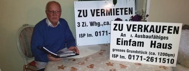Herzlich willkommen bei ISP-Immobilien S.Pielsticker, Ihre erste Adresse für Vermietungen und Immobilien in Bad Aibling und Umgebung
